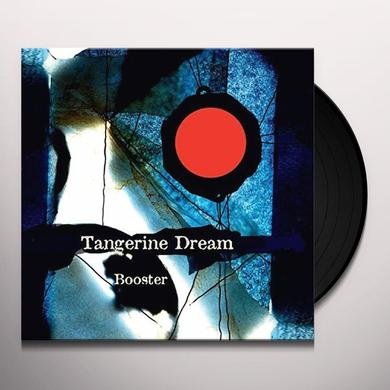 Tangerine Dream BOOSTER Vinyl Record