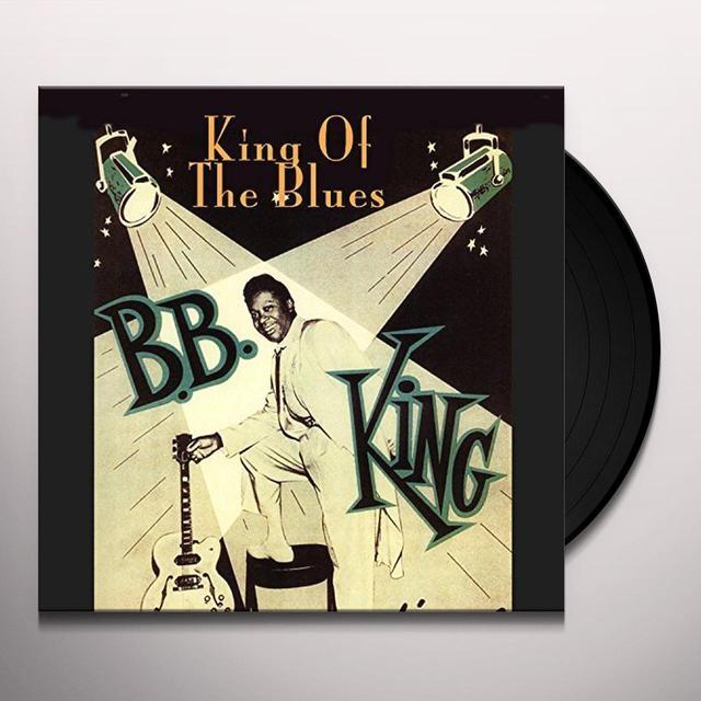 B.B. King KING OF THE BLUES Vinyl Record
