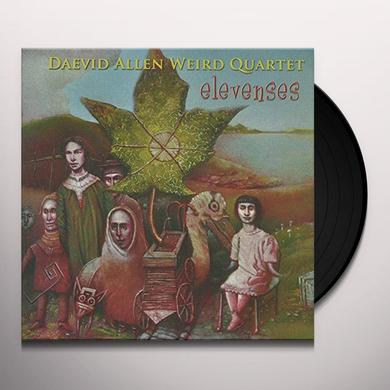 Daevid Allen ELEVENSES Vinyl Record