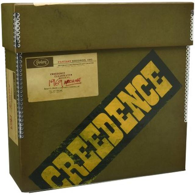CCR ( Creedence Clearwater Revival ) 1969 BOX SET  (WSV) (BOX) Vinyl Record - w/CD