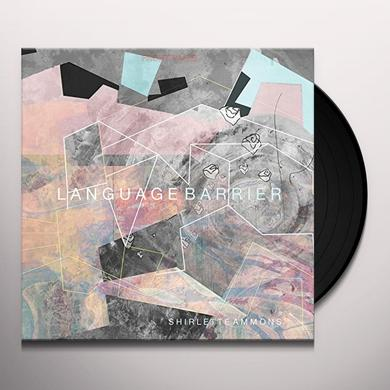Shirlette Ammons LANGUAGE BARRIER Vinyl Record