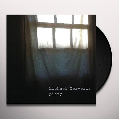 Michael Cerveris PIETY Vinyl Record - Gatefold Sleeve, 180 Gram Pressing, Poster, Digital Download Included