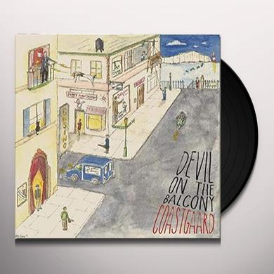 Coastgaard DEVIL ON THE BALCONY Vinyl Record