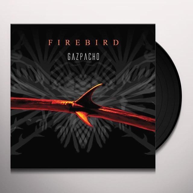 Gazpacho FIREBIRD Vinyl Record