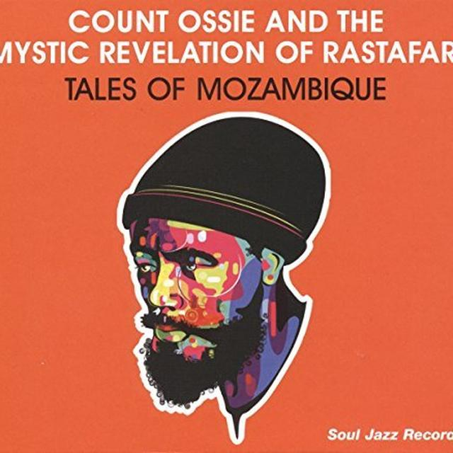 COUNT OSSIE & MYSTIC REVELATION OF RASTAFARI TALES OF MOZAMBIQUE Vinyl Record