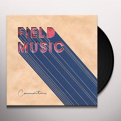 Field Music COMMONTIME Vinyl Record