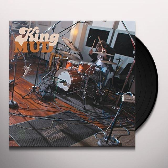 KING MUD VICTORY MOTEL SESSIONS Vinyl Record