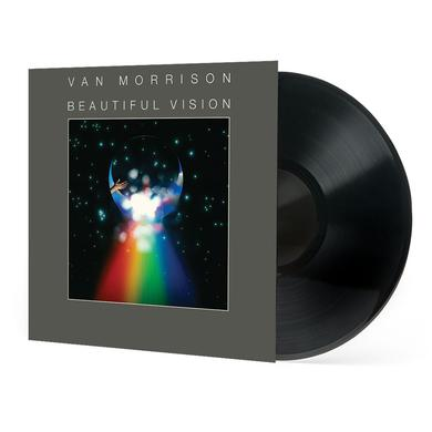 Van Morrison BEAUTIFUL VISION Vinyl Record