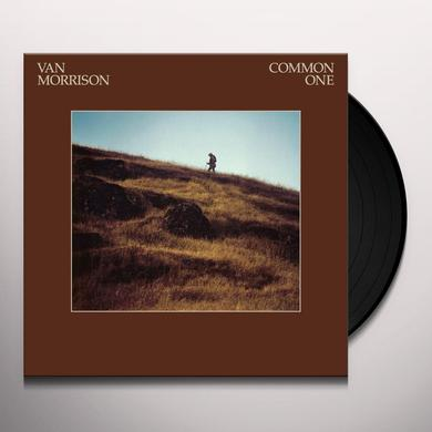 Van Morrison COMMON ONE Vinyl Record