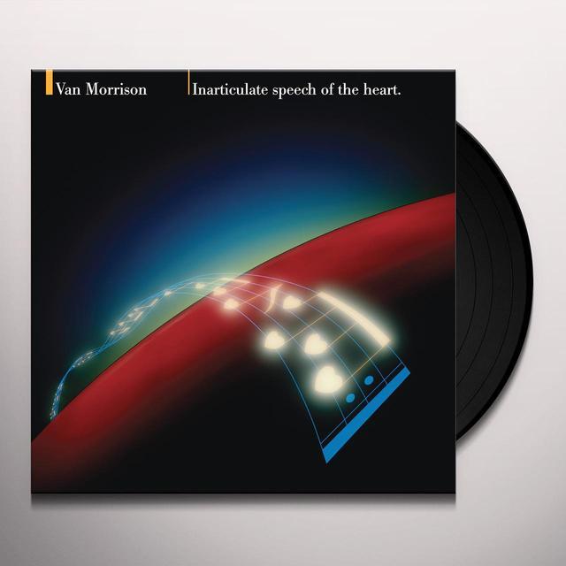 Van Morrison INARTICULATE SPEECH OF THE HEART Vinyl Record