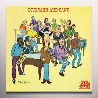 DOUG SAHM & BAND Vinyl Record