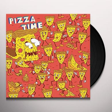 PIZZA TIME TODO Vinyl Record - Digital Download Included