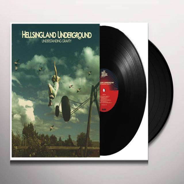 Hellsingland Underground UNDERSTANDING GRAVITY Vinyl Record