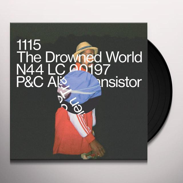 1115 DROWNED WORLD Vinyl Record - Digital Download Included