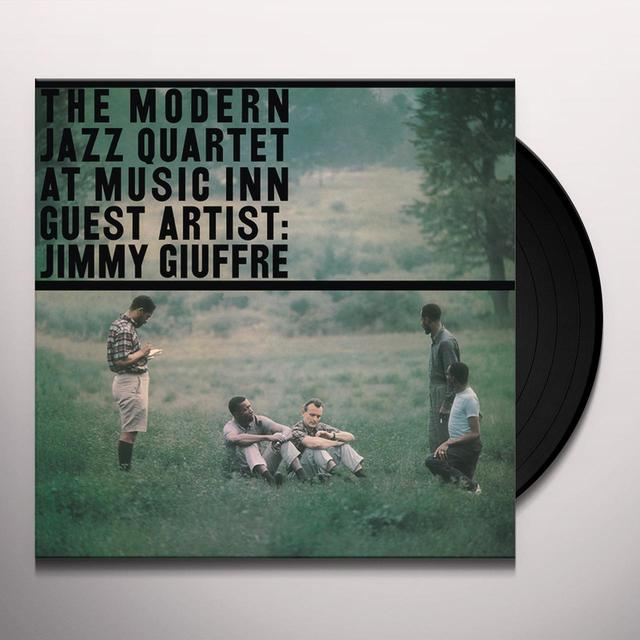 The Modern Jazz Quartet AT MUSIC INN Vinyl Record