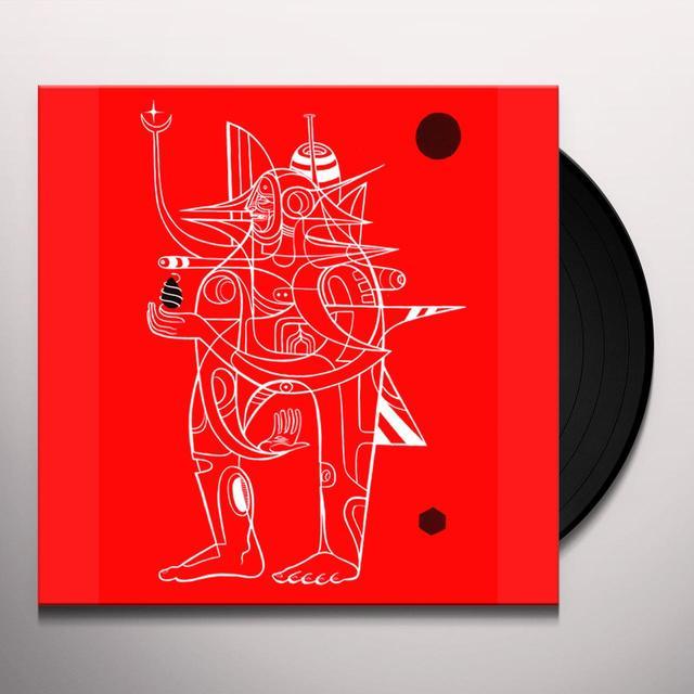 Rammellzee FIGHT MY FIRE Vinyl Record