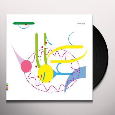 Francesco Cavaliere GANCIO CIELO Vinyl Record