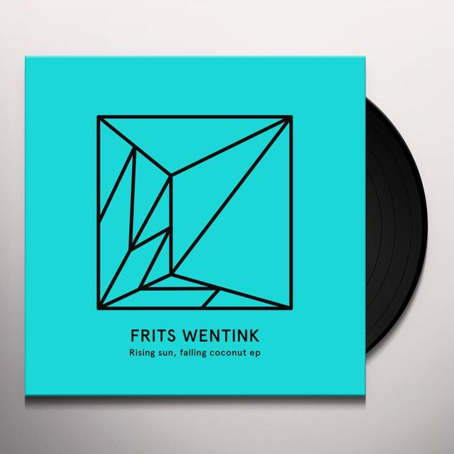 Frits Wentink RISING SUN FALLING COCONUT (EP) Vinyl Record - Limited Edition, 180 Gram Pressing