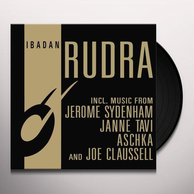 RUDRA / VARIOUS Vinyl Record
