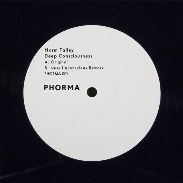 Norm Talley DEEP CONSCIOUSNESS Vinyl Record