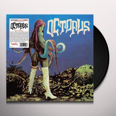 Octopus RESTLESS NIGHT Vinyl Record - Limited Edition, 180 Gram Pressing