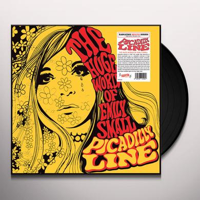 Picadilly Line HUGE WORLD OF EMILY SMALL Vinyl Record - Limited Edition, 180 Gram Pressing