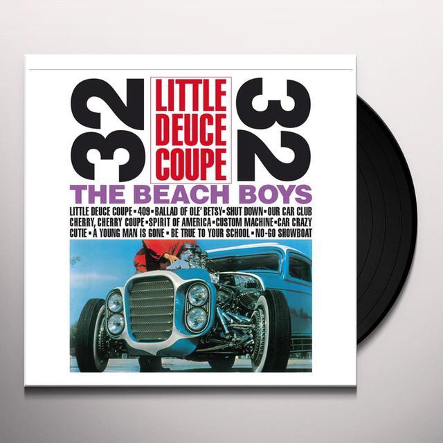 The Beach Boys LITTLE DEUCE COUPE Vinyl Record