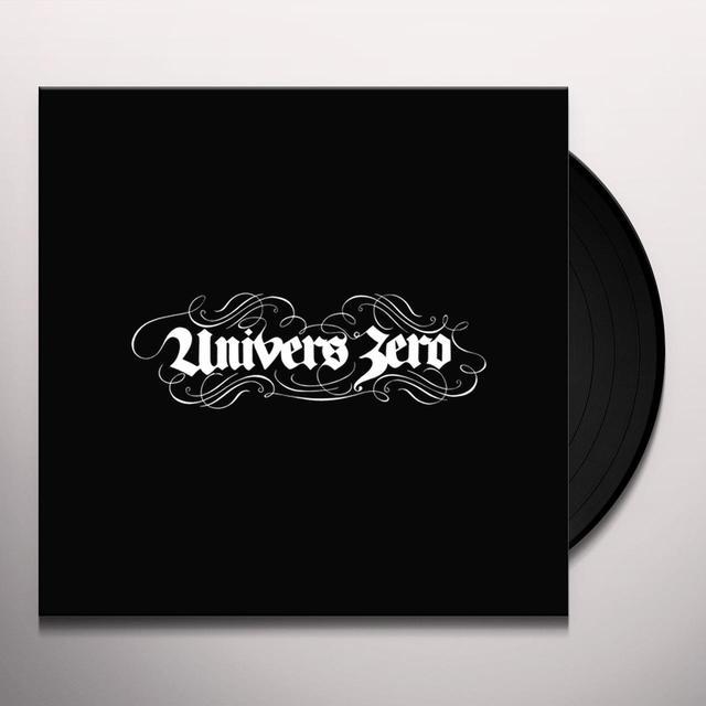 UNIVERS ZERO Vinyl Record