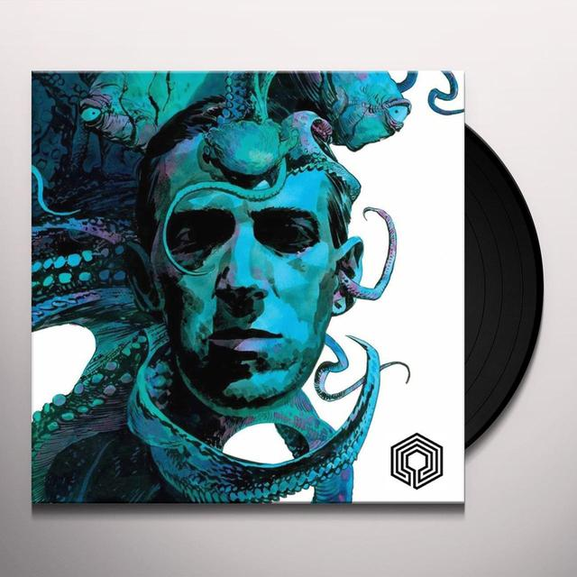 Duke St Workshop / Laurence R. Harvey TALES OF H.P. LOVECRAFT Vinyl Record - Limited Edition