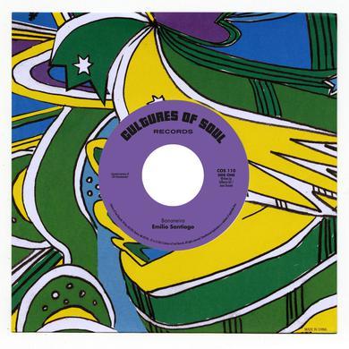 Emilo Santiago / Osmar Milito E Quarteto Forma BANANEIRA / AMERICA LATINA Vinyl Record