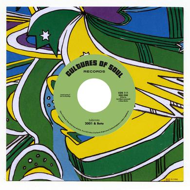 2001 & BETO / TRIO MOCOTA LABIRINTO / SWINGA SAMBABY Vinyl Record