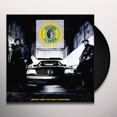 Pete Rock & Cl Smooth MECCA & SOUL BROTHER Vinyl Record