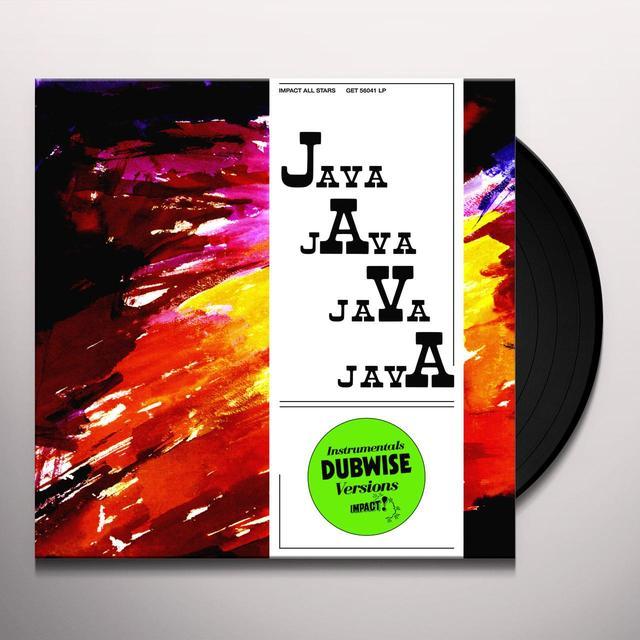 IMPACT ALL-STARS JAVA JAVA JAVA JAVA Vinyl Record