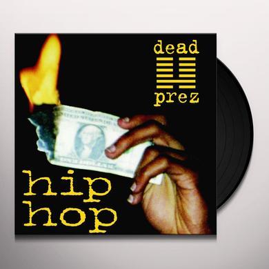 Dead Prez HIP HOP Vinyl Record
