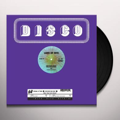 AHZZ NEW YORK'S MOVIN / NEW YORK'S MOVIN (INSTRUMENTAL) Vinyl Record