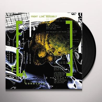 COMATOSE FRONT LINE ASSEMBLY Vinyl Record