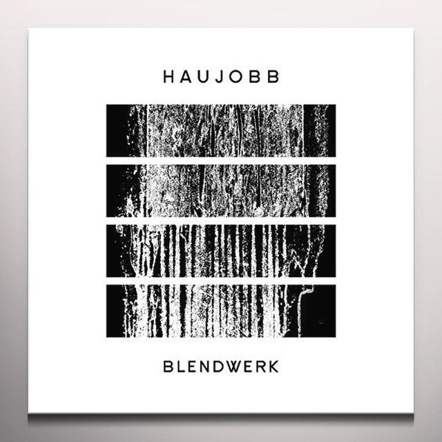 BLENDWERK Vinyl Record - White Vinyl