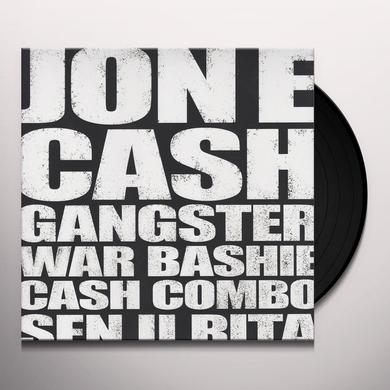 JON E CASH Vinyl Record - Limited Edition
