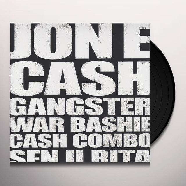 JON E CASH Vinyl Record