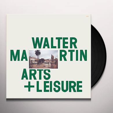 Walter Martin ARTS & LEISURE Vinyl Record