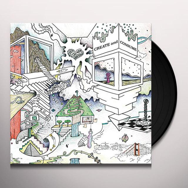 LOVE DIMENSION CREATE & CONSUME Vinyl Record