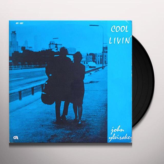 John Ylvisaker COOL LIVIN Vinyl Record