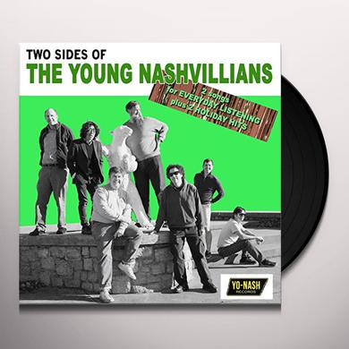 TWO SIDES OF THE YOUNG NASHVILLIANS Vinyl Record