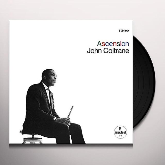 John Coltrane ASCENSION Vinyl Record