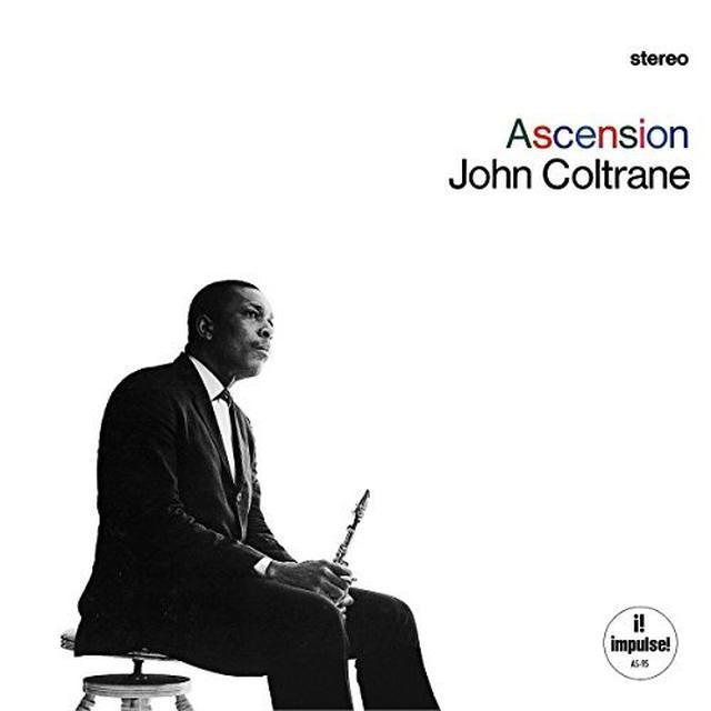 John Coltrane ASCENSION Vinyl Record