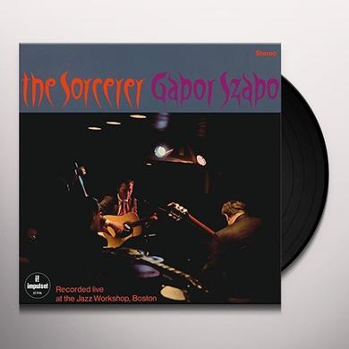 Gabor Szabo SORCERER Vinyl Record
