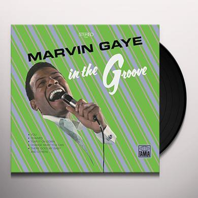 Marvin Gaye IN THE GROOVE Vinyl Record
