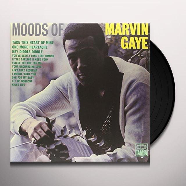 MOODS OF MARVIN GAYE Vinyl Record