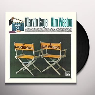 Marvin Gaye TAKE 2 (WITH KIM WESTON) Vinyl Record
