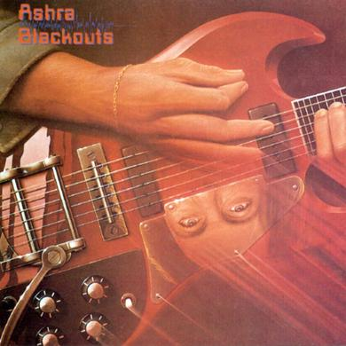 Ashra BLACKOUTS Vinyl Record